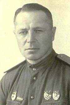 Major General Nikolai Yakunin
